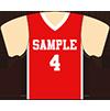 バスケットボールセミオーダー注文シート